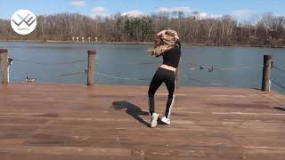 Dj Snake - Magenta Riddim (MR.G REMIX) ♫ Shuffle Dance/Cutting Shape (Music video) | ELEMENTS