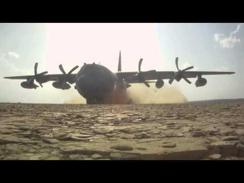 HC-130 Dirt Ops
