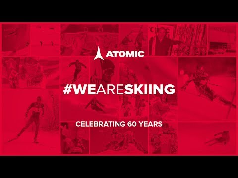 #WEARESKIING: 60 years of Atomic
