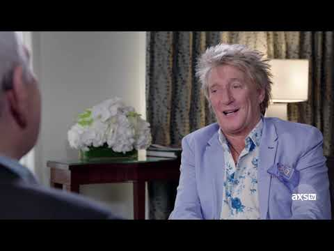 Don Action Jackson - Watch Rod Stewart Chat With Dan Rather On The Big Interview