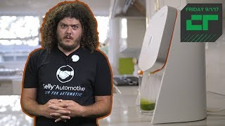 Juicero Runs Out Of Juice | Crunch Report