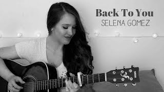 Download Lagu Back To You Selena Gomez // Joy Frost (Live acoustic cover) Mp3