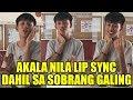 Nagmukang Lip Sync sa Galing!