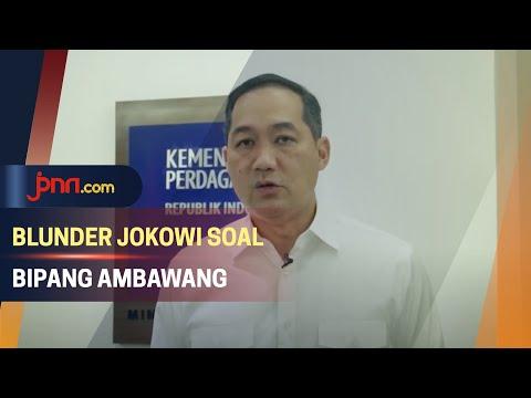 Klarifikasi Mendag Terkait Pernyataan Jokowi Soal Bipang Ambawang