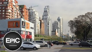 Palermo - Buenos Aires, Argentina (HD)