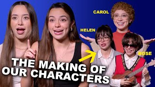 The Making of Merrell Twins' Characters Documentary