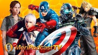 MeriPodcast 11x30: Calentando motores para el E3 2018
