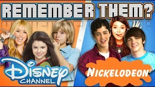 CHILDHOOD Disney/Nick Themes - Do You REMEMBER THEM? - Finish The Lyrics(Live Action) - Part 1