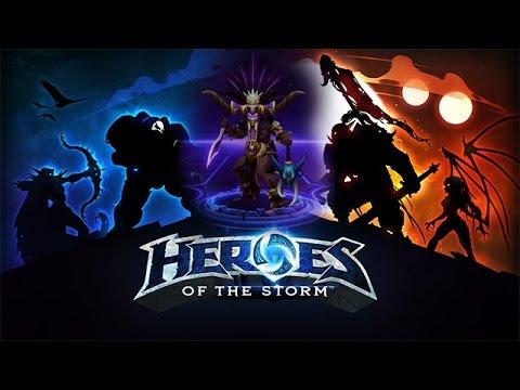 видео: heroes of the storm [no stream] - nazeebo 14.07.14 (5)