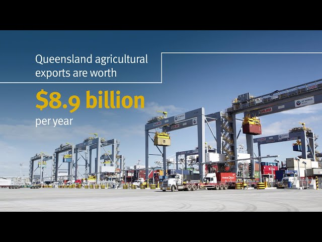 Queensland Agriculture - To the World
