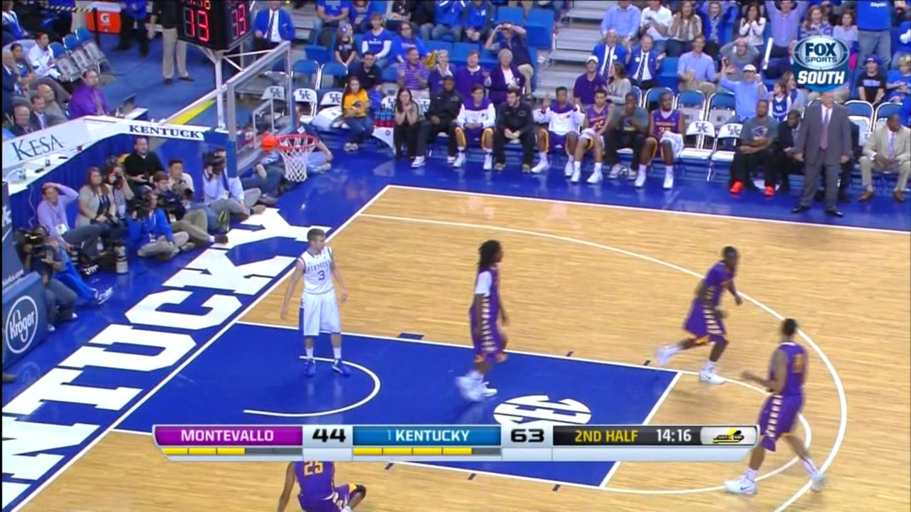 James Young Scores for the Wrong Team on a Behind-the-Back ...