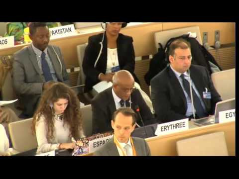 ID SR on Human Rights in Eritrea   34th Meeting  31st Regular Session Human Rights Council