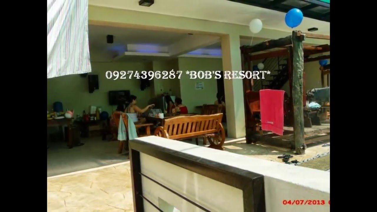 Bobs private pool resort in pansol calamba laguna youtube