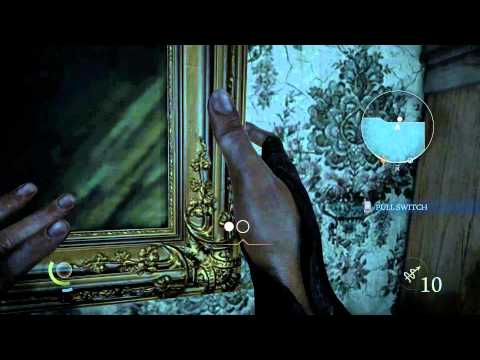 Thief-Beauty Within (Miss Scarlett's Silver Mirror) Safe Combination Code