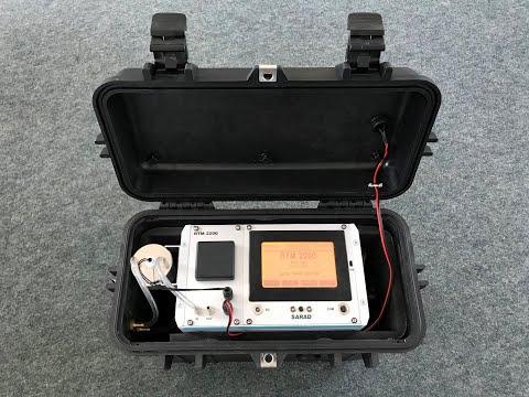 Ultimative Radon/Thoron monitor RTM2200 Soil Gas from SARAD GmbH