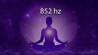 Frecuencia de amor de 852 hz, aumenta la vibración de tu energía, limpia la energía destructiva