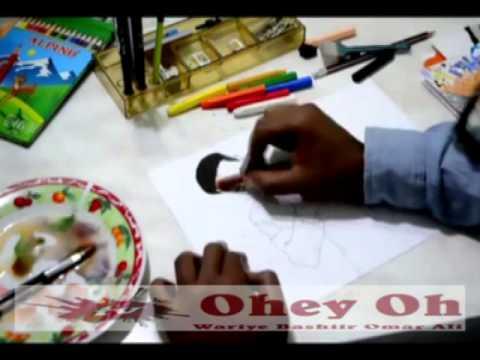 Mucjisada Sawir Gacmeedka Soomaalida Somali Arts Ohey Oh Tv