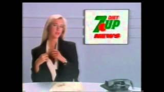 7up retro nostalgic TV commercial
