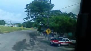 La Tinaja, Veracruz (AU, ADO, CUENCA Y TRV)