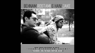 Behnam Rostami Ft Hani Jake - Fekr Mikardam Adami [ New Song 2013 ]