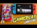 Super Mario Odyssey Switch GamePlay Unboxing mp3