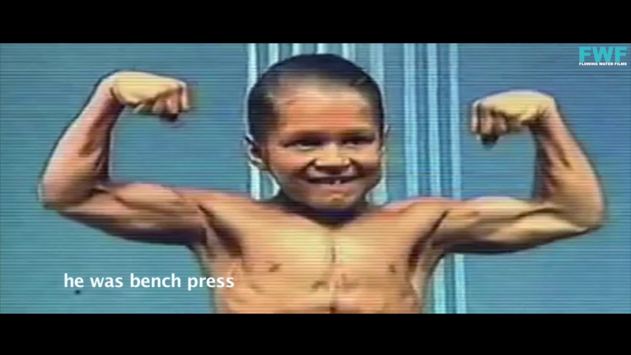 दुनिया के सबसे खतरनाक बच्चे | The Biggest & Strongest Kids In The World