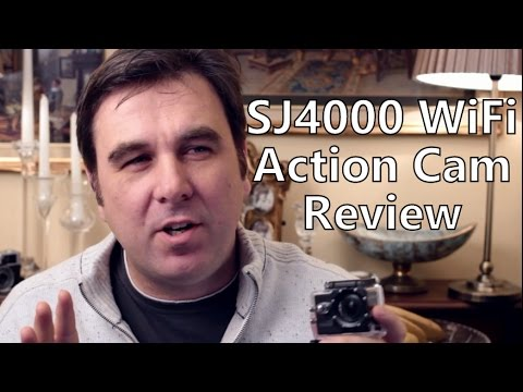 "SJCAM SJ4000 WI-FI Action Video Camera Review ""It's A No-Brainer!"""