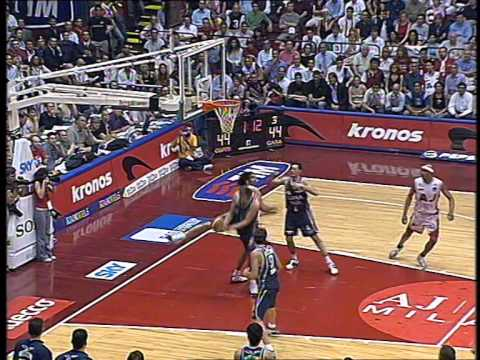 Armani Jeans Milano-Climamio Fortitudo Bologna Gara4 Finale 2004-05