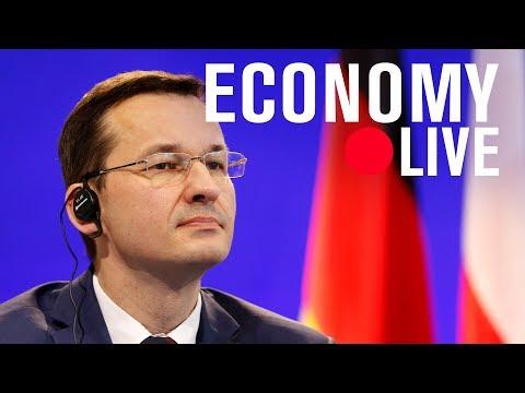 Global cooperation in turbulent times: conversation w/ Polish Dep. PM M. Morawiecki | LIVE STREAM