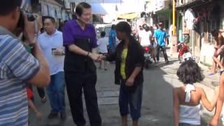 Roilo Golez, fiesta, Malacanang Dulo, Don Bosco 24 June 2012