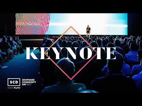 Shopware Community Day 2017 - Keynote