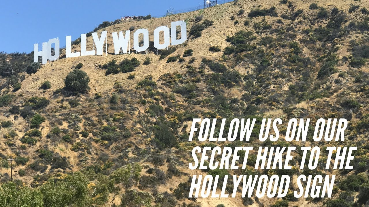 how to get to the hollywood sign trail
