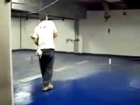 Uso de la arena silica en piso antiderrapante para cocina - Suelos para cocinas industriales ...