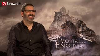 Interview Christian Rivers MORTAL ENGINES