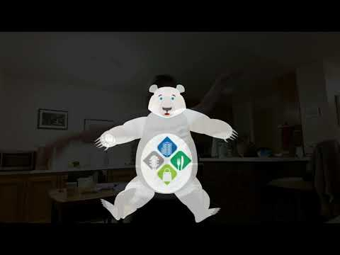polar bear tracking 2d update
