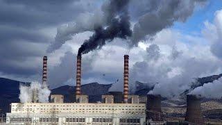 Крупнейшие экологические катастрофы