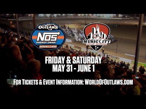 World of Outlaws Gears up for Nashville! | World of Outlaws