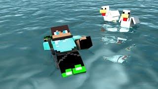 Komik Son !!! Minecraft Hayran Haritası