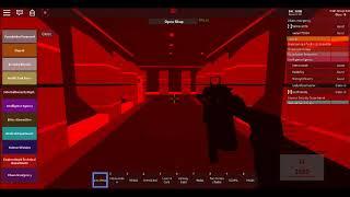 ROBLOX: ACA-16| SCP ded breach