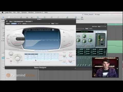 Reverb Tutorials - Creating Compelling Pads with B...