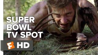 Logan 'grace' super bowl tv spot (2017) | movieclips trailers