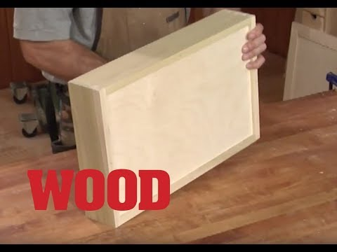 How to Make Cabinet Drawers - WOOD magazine