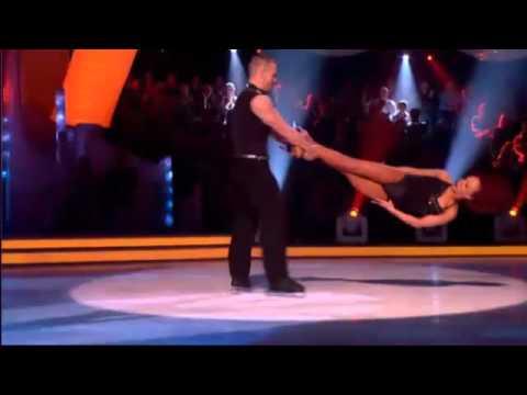Semi Final  Matthew Wolfenden & Nina Ulanova  Dancing On Ice  The Way You Make Me Feel