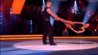 Semi Final - Matthew Wolfenden & Nina Ulanova - Dancing On Ice - The Way You Make Me Feel