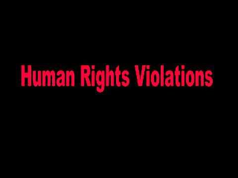 Human Rights Violations – 3