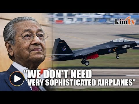 Dr M: We'll buy Chinese jets if EU sticks with palm oil ban