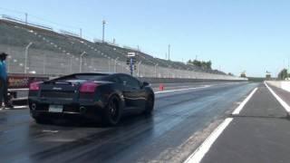 Underground Racing Twin Turbo Lamborghini Gallardo - World's Fastest Lamborghini