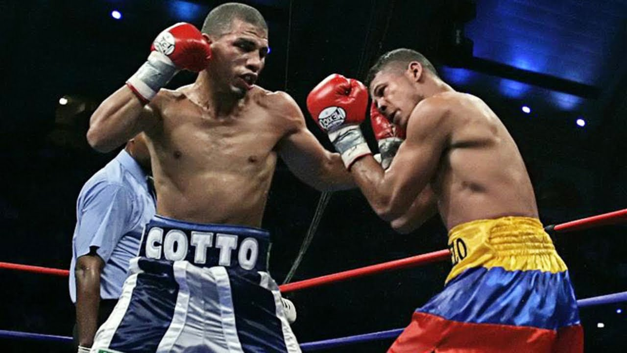 Miguel Cotto - In His Prime - YouTube