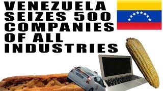 Venezuela MASS PANIC MODE as Government Begins COMPLETE OVERTHROW!