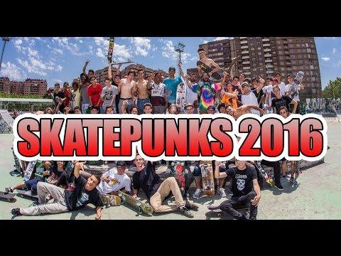 skatepunks 2016 ZARAGOZA